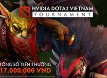Công bố giải đấu NVIDIA DOTA 2 Vietnam Tournament