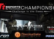 Giải đấu CS:GO chuyên nghiệp đầu tiên sẽ diễn ra vào cuối tuần này