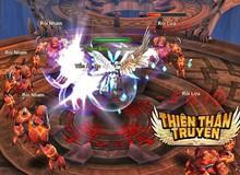 Thiên Thần Tranh Bá Liên server: cuộc tỷ võ đầu tiên trên mobile