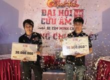 Cửu Âm Chân Kinh lựa chọn đại diện Việt Nam thi đấu quốc tế