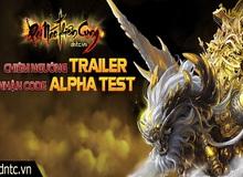 Chiêm ngưỡng Trailer nhận code Alpha Test Đại Náo Thiên Cung