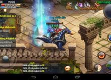 """""""Soi"""" đồ họa ấn tượng của King Online 2 trên Android"""