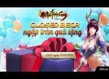 Đại Náo Thiên Cung chính thức Closed Beta, tặng Giftcode