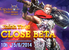 Chiến Binh Định Mệnh chính thức bước vào Closed Beta