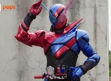 POPS chính thức mang ba bộ Kamen Rider về cho Fan Việt