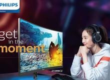Ấn tượng 2 màn hình gaming mới nhất của Philips