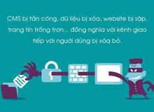 Giá trị không ngờ của CDN: Giúp phục hồi website sau tấn công xóa sổ dữ liệu