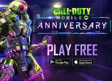 Call of Duty: Mobile VN – Cuộc chơi luôn mới, kích thích game thủ