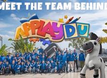 Chỉ sau 15 tháng, Gameloft for brands và Kinder đã cho ra đời dự án đầy tham vọng - Applaydu