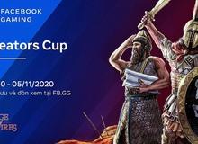 """Giải đấu AOE Creators Cup 2020 chính thức khởi tranh, hội tụ những cái tên """"máu mặt"""""""