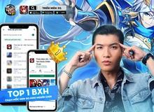 """Game thủ Việt đồng loạt gửi lời chúc mừng khi Thiếu Niên 3Q """"on Top"""" thịnh hành"""
