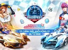 Chơi ZingSpeed Mobile, cơ hội nhận quà khủng khi tham gia giải đấu đua xe lớn nhất 2020