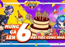 Cộng đồng Gunner hào hứng tham gia chuỗi sự kiện mừng sinh nhật Gunny Mobi lên 6