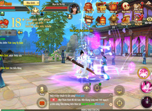Cộng đồng Tân Thiên Long Mobile – VNG hào hứng trải nghiệm phiên bản mới với chuỗi sự kiện cuối năm