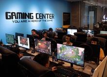 Màn hình LG UltraGear 144Hz 1ms đổ bộ cyber game cao cấp