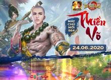 Tân Thiên Long Mobile khai mở máy chủ tiếp theo sau khi update PBM Thiền Võ Thiếu Lâm