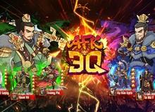 AFK 3Q - Đế Vương Thiên Hạ ấn định ngày ra mắt 07/01/2021