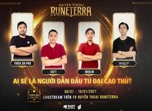 Đại Cao Thủ Việt Nam nào sẽ lên ngôi vương trong giải đấu Thần Bài Runeterra mùa đầu tiên?