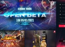 """GTV Plus 2.0 phiên bản Open Beta """"hớp hồn"""" game thủ bằng hàng loạt tính năng HOT cùng giải đấu đỉnh cao"""