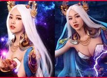 """Gái xinh cosplay Liệt Sơn phái """"version đầy đặn"""", anh em ngắm full bộ mà… """"nóng trong người""""!"""