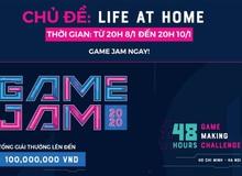 """Với chủ đề """"Life at home"""", nhiều ý tưởng đột phá ra đời tại Game Jam 2020"""