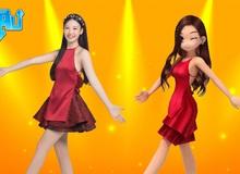 VTC làm netizen phát sốt khi tái hiện hình ảnh Amee và BlackPink trong game Audition