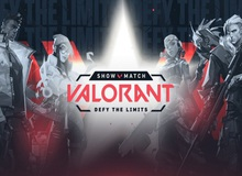 VALORANT ra mắt thành công với trận showmatch giải trí đích thực