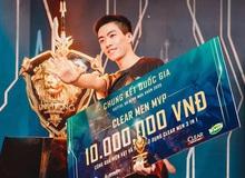 MVP Đấu Trường Danh Vọng được tăng thưởng, thêm hạng mục giải thưởng mới