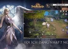 Mừng game ra mắt chính thức, Forsaken World: Thần Ma Đại Lục mạnh tay tung nhiều quà hot khiến game thủ choáng ngợp