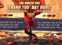 """Sau 1 tuần, game thủ Tân OMG3Q VNG hết lời khen ngợi trước phiên bản update """"siêu to khổng lồ"""""""