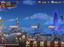 Tính năng Huyết Chiến theo hình thức thủ thành - sự kết hợp khá mới mẻ trong dòng game đấu tướng