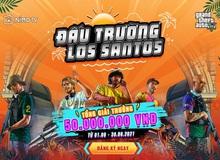 GTA V và cuộc chiến thu hút streamer tại sự kiện Đấu trường Los Santos của Nimo TV
