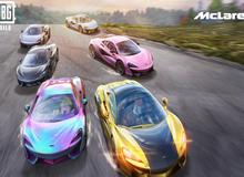 Trải nghiệm siêu xe McLaren, game thủ PUBG Mobile không ngờ tới điều này