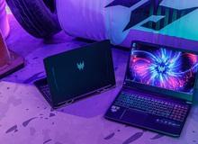 Acer ra mắt loạt sản phẩm laptop trang bị card đồ họa Nvidia GeForce RTX 30 Series