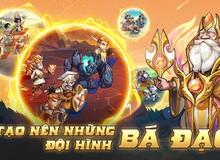 Kỷ nguyên Triệu hồi - Summoners Era: Chơi lần đầu vì ủng hộ game Việt, nhưng chơi nữa chơi mãi thì chỉ có thể do game quá chất lượng!