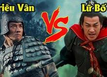 Cộng đồng game thủ tranh luận Triệu Vân và Lữ Bố, ai là người mạnh hơn trong Tam Quốc Diễn Nghĩa