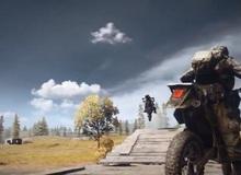 """[Video] Màn """"tổ lái"""" hấp dẫn trong Battlefield 3"""