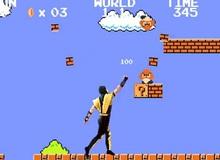 "Scorpion ""bá đạo"" trong Mario"