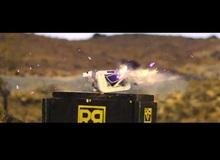 [Video] Máy chơi game vs thuốc nổ C4