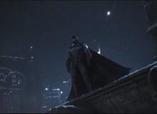 Batman Arkham Origins tung trailer xem... mãi không chán