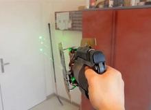 [Video] Súng laser Dead Space tự chế