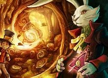 The Night of the Rabbit: Cậu bé ở xứ thần tiên
