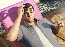"""""""Giải khát"""" với hàng loạt screenshot mới của GTA V"""