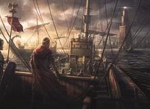 Total War: Rome II phô diễn thủy chiến hoành tráng