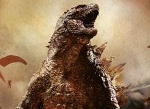 Quái vật Godzilla sẽ xuất hiện trong bộ phim cùng tên