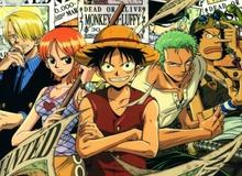 BXH truyện tranh - Sự trở lại của ông hoàng One Piece