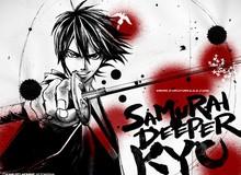 Samurai Deeper Kyo – Truyện tranh samurai thần thoại