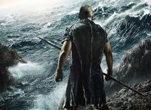 Choáng với mô hình tàu khổng lồ trong phim Noah sắp được ra mắt