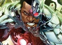 Batman vs Superman xuất hiện nhân vật nửa người nửa máy Cyborg