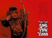 Truyện tranh Việt - Long Thần Tướng kêu gọi sự giúp đỡ của cộng đồng